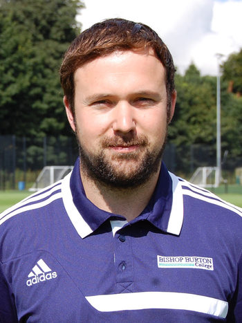 James Bennett: Football Development Officer. HE Football Head Coach