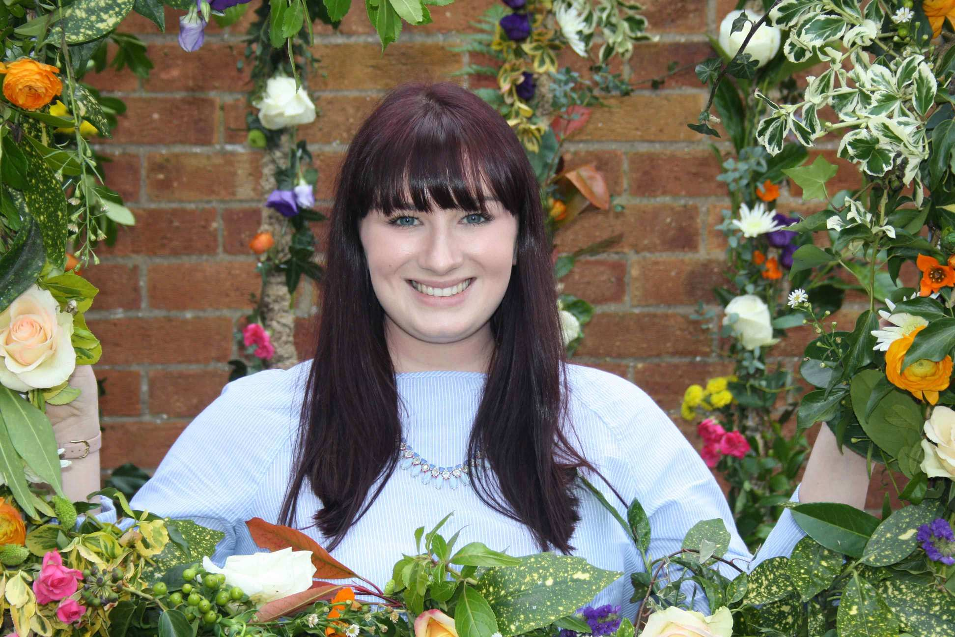 College Florists Prepare For Chelsea Bishop Burton College