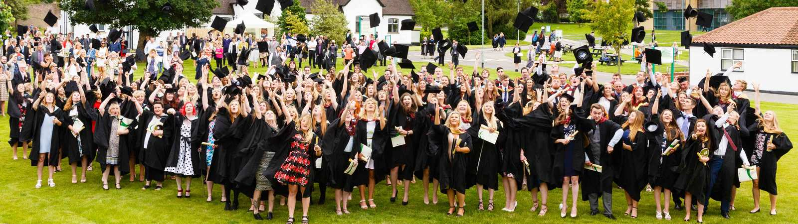 Degree courses at Bishop Burton College, East Yorkshire