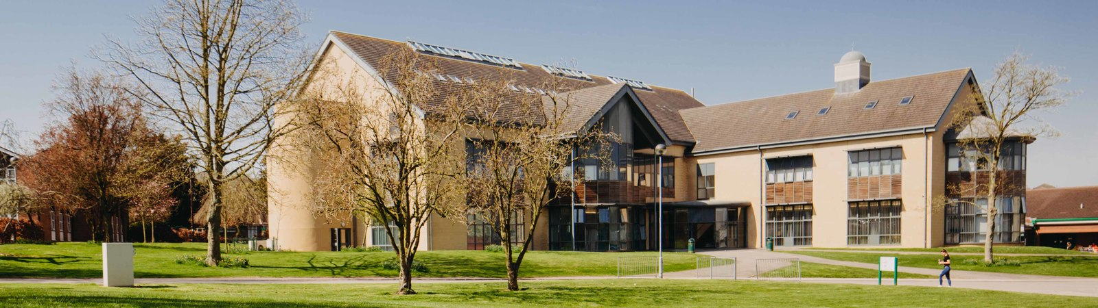 Learning Resource Centre (LRC) at Bishop Burton College