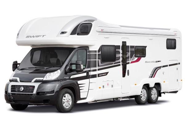 Fantastic AUTO-TRAIL FRONTIER DELAWARE  Marquis Motorhomes And Caravans