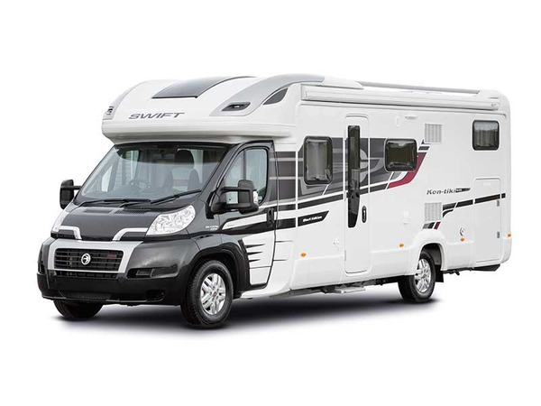 Wonderful AUTO-TRAIL FRONTIER DELAWARE  Marquis Motorhomes And Caravans