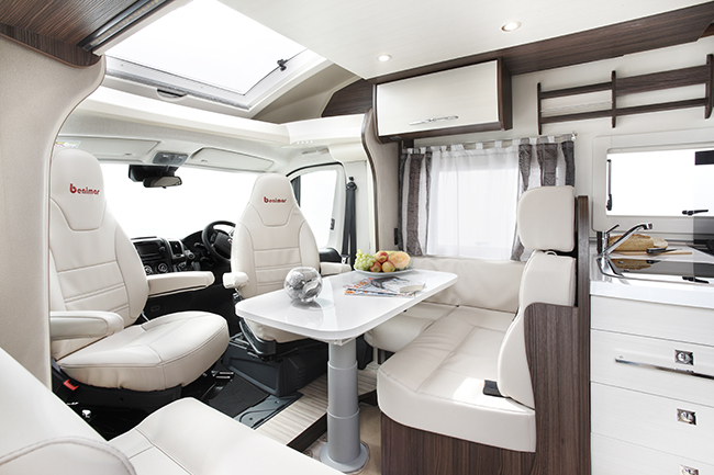 Benimar Have Received A Major Boost For Its New 2016 Motorhome Range With All The Exclusive Marquis Mileo Models Successfully Achieved Grade III