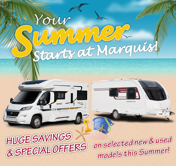 Your Summer starts at Marquis...