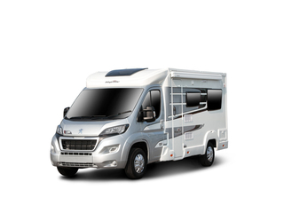 Awesome ELDDIS MAJESTIC 135  Marquis Motorhomes And Caravans