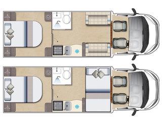 Corinium RB Floorplan
