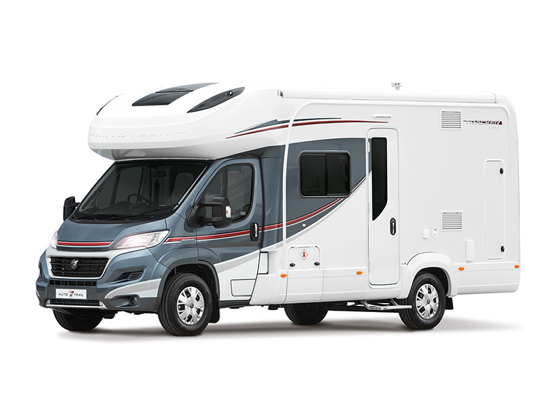 Lastest AUTO-TRAIL TRACKER RS  Marquis Motorhomes And Caravans