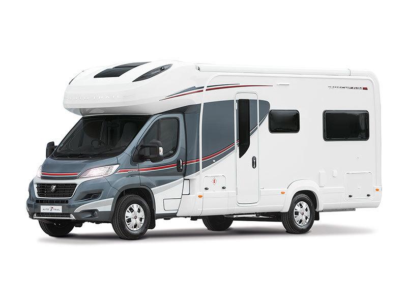 Innovative AUTO-TRAIL APACHE 634  Marquis Motorhomes And Caravans