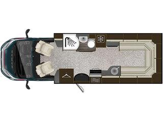 Apache 634 Floorplan