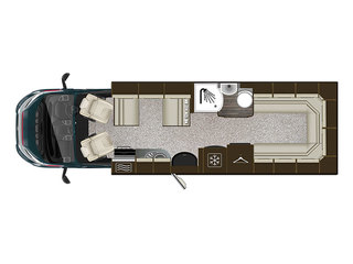 Scout Floorplan