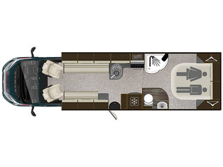 Comanche Floorplan