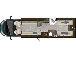 Comanche S Floorplan