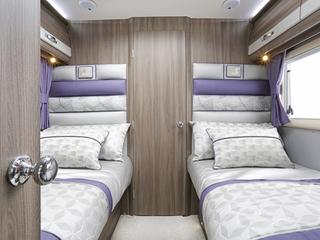 Corinium Duo Fixed Beds