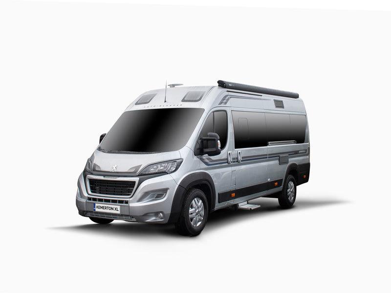AUTO-SLEEPERS KEMERTON XL