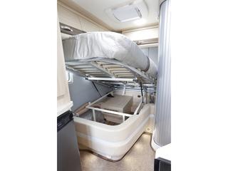 Kingham Fix Bed Open