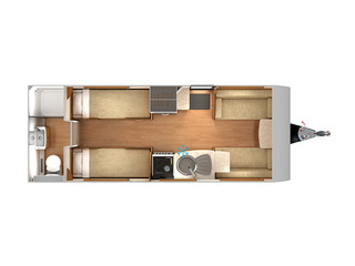 Clubman SB Floorplan