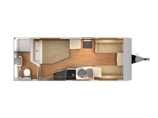 Clubman SE Floorplan