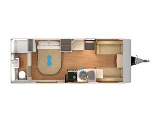Clubman SI Floorplan