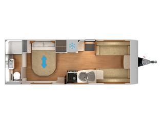 Delta TI Floorplan