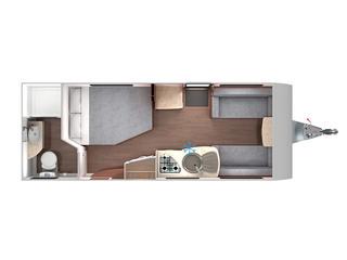 Venus 540/4 Floorplan