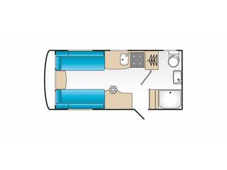 Vision 450 Floorplan