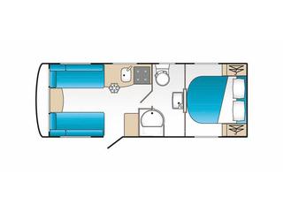 Vision 545 Floorplan