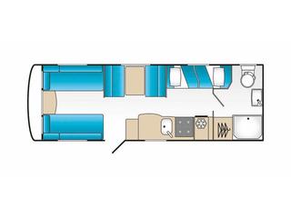 Vision 630 Floorplan