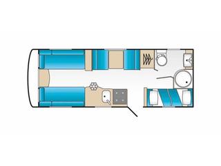 Vision 580 Floorplan
