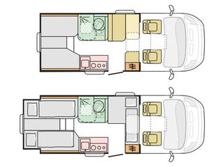 Compact SLS Floorplan