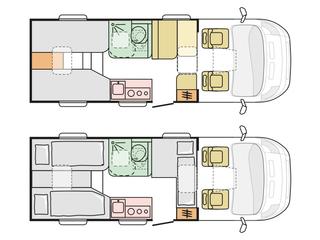 Compact SL Floorplan