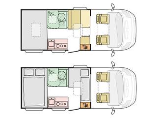 Compact SP Floorplan