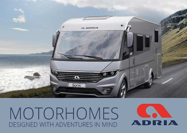 Marquis welcome Adria Motorhomes for 2019