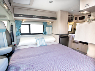 Symbol Plus Front double bed