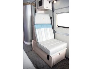 Symbol Plus Rear travel seat