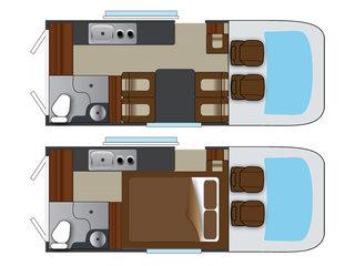 Randger R535 Floorplan