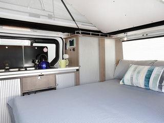 Randger R499 Lower bed