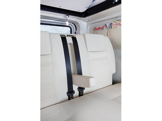 Randger R499 Seat belts
