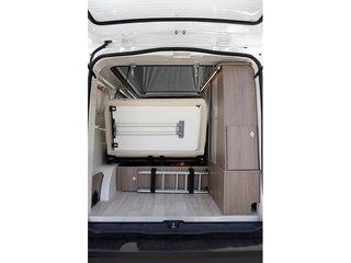Randger R499 Rear storage
