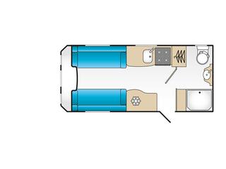 Arcadia 460 Floorplan