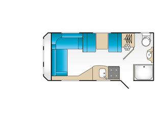 Arcadia 470 Floorplan