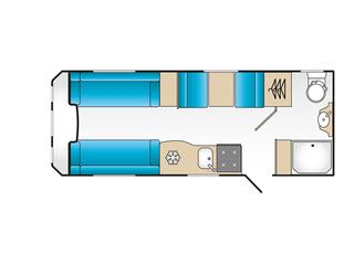 Arcadia 520 Floorplan