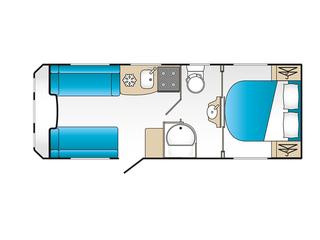 Arcadia 545 Floorplan