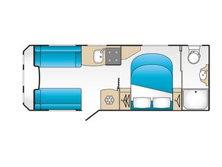 Arcadia 575 Floorplan