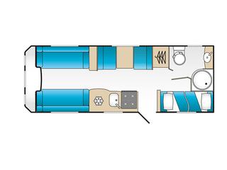 Arcadia 580 Floorplan