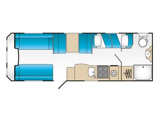 Arcadia 630 Floorplan