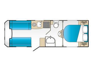 VIP 545 Floorplan