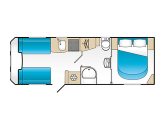 Laser 650 Floorplan