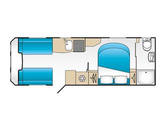 Laser 675 Floorplan