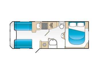 Laser Xcel 850 Floorplan