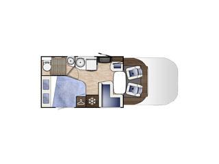 Mileo 231 Floorplan